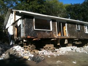 Jones Residence Before