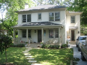Lynn Residence after