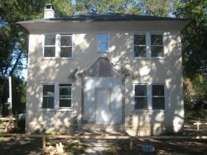 Lynn Residence before